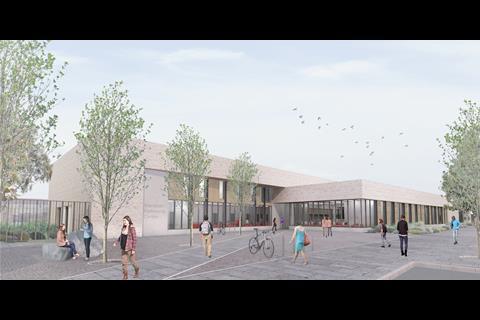 Blackburn Partnership Centre